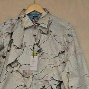 NWT Robert Graham Button Down Classic Fit L